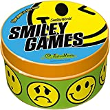 CreativaMente 501–Juegos de Caja, Smiley Games–5Fun Games to Play 4Ever, 5divertentissimi Giochi