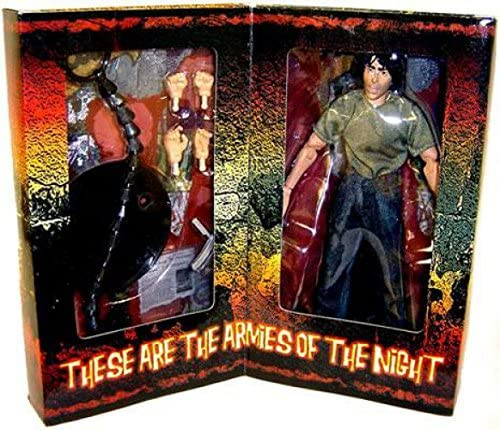 Mezco Toyz Warriors 9 Inch Deluxe Cloth Cloth Cloth Outfit Figure Orphans Leader 6548cf