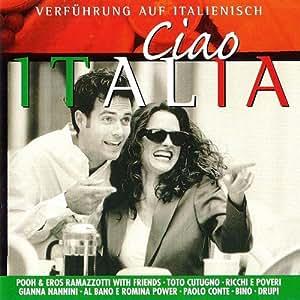 (CD Compilation, 14 Tracks, Various Artists) Albano & Romina Power - Felicita / Ricchi E Poveri - Sara perche ti amo / Drupi - Piccola e Fragile / Paolo Conte - Via Con Me / I Santi California - Tornero etc..