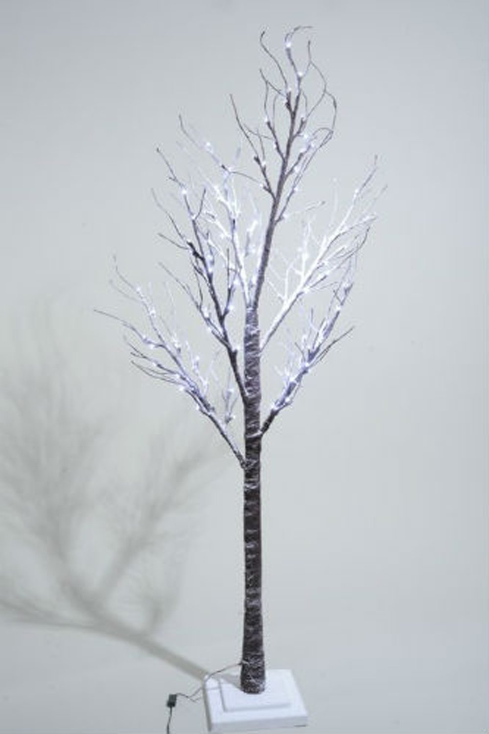 LED Tree with Snow Outdoor 200cm-120L: Amazon.co.uk: DIY & Tools