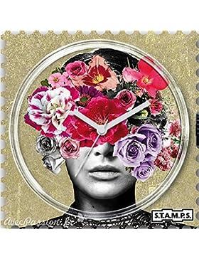 S.T.A.M.P.S. Uhr 'Head Full Of Flowers' 103781