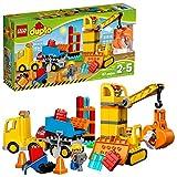 LEGO GMBH Lego Duplo Baustelle Große Baustelle 5702015599405