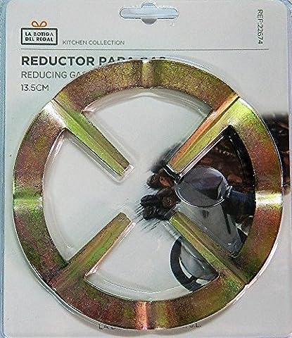 bakerlin Réducteur grille plaque feux gaz diamètre: 13,5cm petite casserole