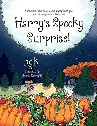 Harry's Spooky Surprise! (Harry The Happy Mouse)