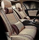 GDS Vier Jahreszeiten Autositz Cover/Auto Sitzkissen , beige