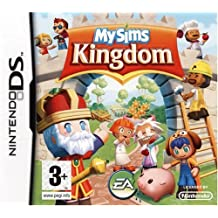 DS MYSIMS KINGDOM MY SIMS (French Import) [Importado de Reino Unido]