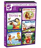 Inspirational Stories (Set of 5 VCDs- Gr...