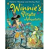 Winnie's Pirate Adventure (Winnie the Witch) by Valerie Thomas (2013-09-05)