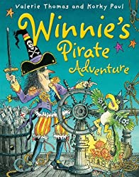 Winnie's Pirate Adventure (Winnie the Witch) by Valerie Thomas (2013-09-05)