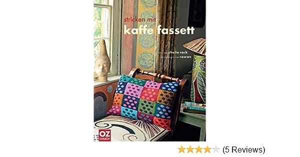 Stricken mit Kaffe Fassett: Amazon.de: Kaffe Fassett, Sheila Rock ...