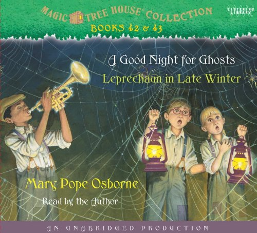 Magic Tree House: Books 42 & 43