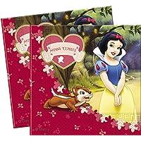 Unique Party Amscan Disney Snow White Lunch/Napkins