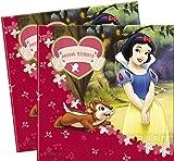 Amscan Disneys Schneewittchen Servietten