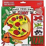 Machen Sie Ihre eigene Gummy Pizza Sweet Mallow Base Jelly Toppings Fun Neuheit Geschenk