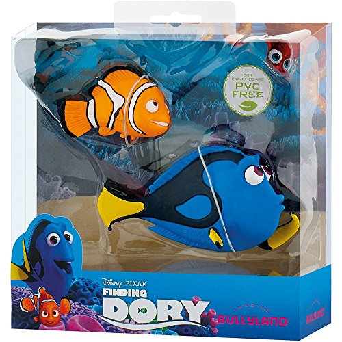 Bullyland Disney Pixar Finding Dory figure 2 Pack - Nemo and Dory