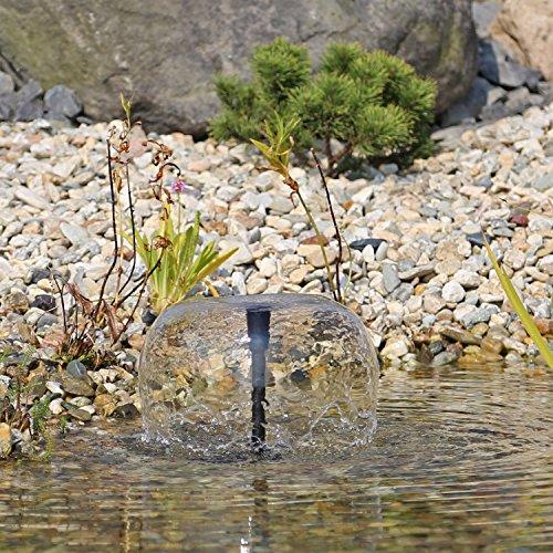 CLGarden Solar Pumpe Springbrunnen SP-S4 - 3