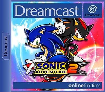 Sonic Adventure 2 (Dreamcast) by Sega