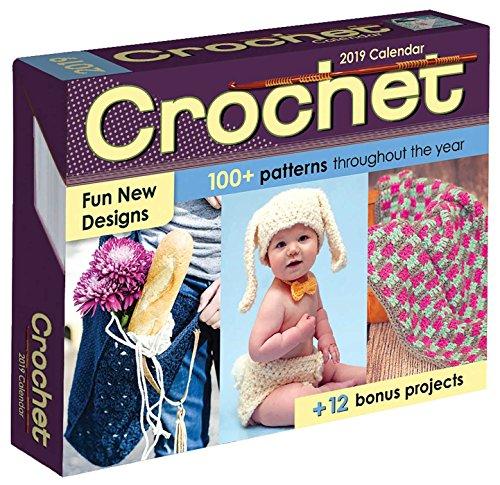 Crochet 2019 Day Activity Calendar