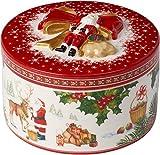Villeroy & Boch Christmas Toys Runde Porzellan-Dose