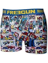 Boxer Freegun Homme Transformers Comics