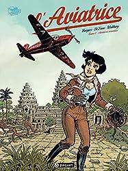 L'aviatrice, Tome 2 : Aventures orientales