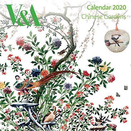 V&a - Chinese Gardens 2020 Calendar