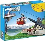 Playmobil Vida en la Montaña - Teleférico de los Alpes (5426)