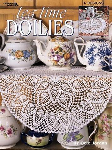 Tea Time Doilies (Leisure Arts #3104)