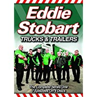 Eddie Stobart Trucks And Trailers - The Complete Series One