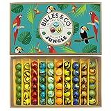 marécréation–Box bieten: 60Kugeln strahlenden Farben exotischen