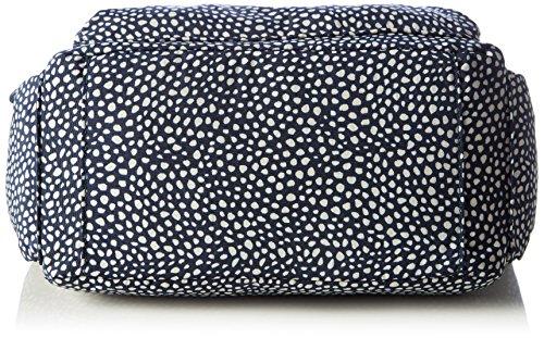 Kipling Gabbie, Borsa a Tracolla Donna, 35.5 x 30 x 18.5 cm (W x H x L) Multicolore (Dot Dot Dot)