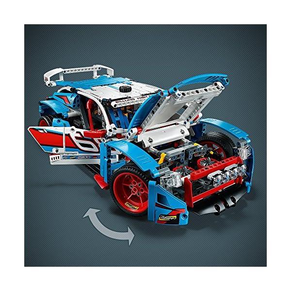 LEGO- Technic Auto da Rally, Multicolore, 42077 2 spesavip