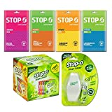 #10: Stop-O Room Air Freshner Combo One Touch Refill along with Scented Bricks and Power Bag for Home/Bedroom/Office/Bathroom Space