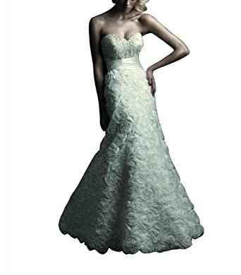 George Bride Mermaid Dress