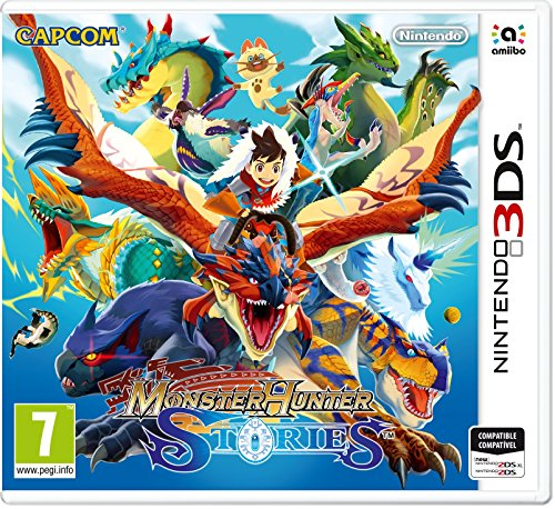 Monster Hunter Stories para Nintendo 3DS