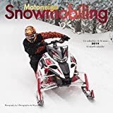 Snowmobiling / Motoneige 2019 Calendar