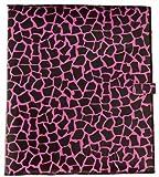 Fashionit Composition - Funda para Cuaderno Wild Giraffe Pink