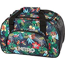 Nitro bolsa de deporte Varios colores Paradise Talla:23 x 23 x 40 cm, 35 Liter