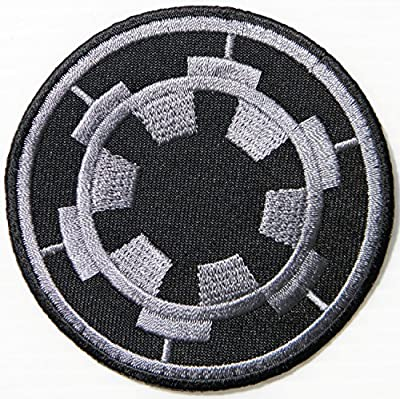 Star Wars Empire Galactique Movie Comics Logo Veste T-shirt patches Sew iron on brodée