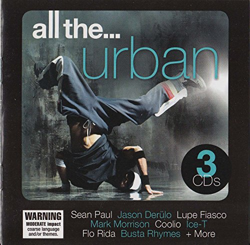 AllThe ... Ur ban (Audio-cd-player Planet)
