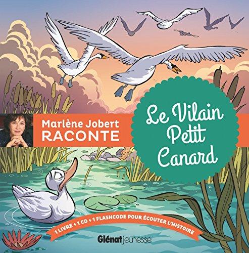 Marlne Jobert raconte : le vilain petit canard (1CD audio)