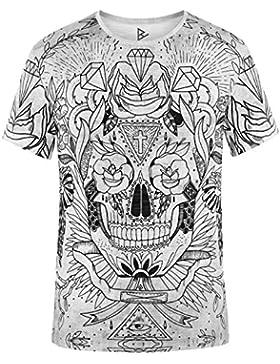 Blowhammer - Camiseta de Hombre - Calaca