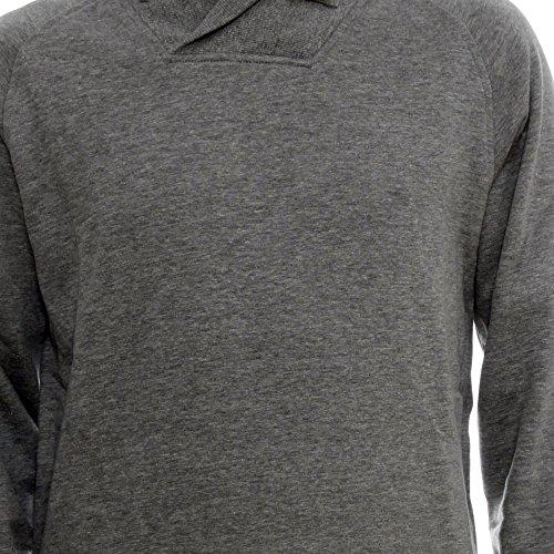JACK & JONES Herren Sweatshirt grau grau Grau