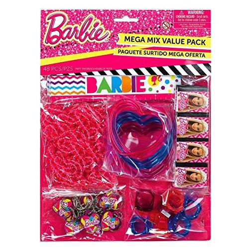 Amscan-39596855-Barbie-Sparkle-Spielzeug-fr-Pack