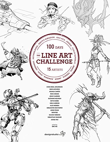 The Line Art Challenge: 100 Sketches in 100 Days