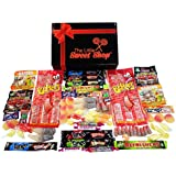 Fizzy Sweet Gift Box (hamper full of tongue tingling fizzy sweets)