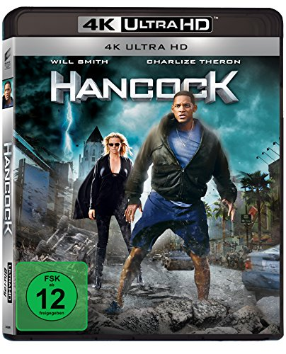 Hancock - 4k Ultra HD Blu-ray