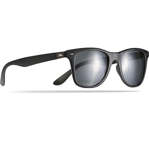 Black Sunglasses with UV Protection /& Cloth Bag // Category 2 Lenses Trespass Mass Control Black