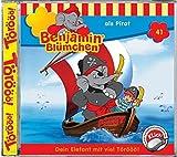 Folge 41: Benjamin als Pirat