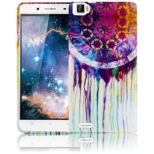 CUBOT X16 X17 X17S - TRAUMFÄNGER Silikon (NICHT FÜR CUBOT X16S) weiche Tasche Cover Case Bumper Etui Flip smartphone handy backcover thematys®